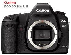 Digitalkamera Kaufratgeber, Kamera Vergleich Testbericht/Bilder Canon eos 5d mark II